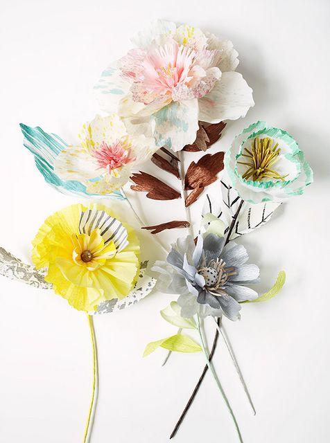 Flower Folding | Little Gatherer