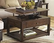 Marion - Lift Top Cocktail Table $297