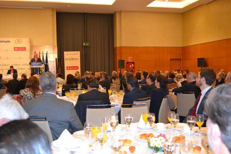 New Economy Forum, 18 January 2016 Malaga / Europe Forum - Andalusian Tribune working breakfast with Francisco de la Torre, Mayor of Malaga