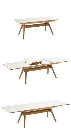 extendable dining table and 4 chairs see more danish design modern design skovby furniture