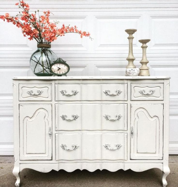 Distressed Bedroom Furniture Diy: 25+ Best Ideas About White Distressed Dresser On Pinterest