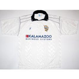1990-91 Port Vale Home Shirt M