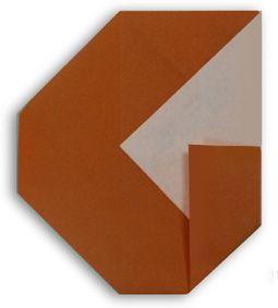 Origami alphabet(G)