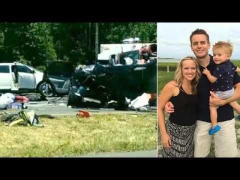 USA: PASTORE PERDONA L'AUTOMOBILISTA CHE HA CAUSATO L'INCIDENTE IN CUI SONO MORTI I SUOI DUE FIGLI