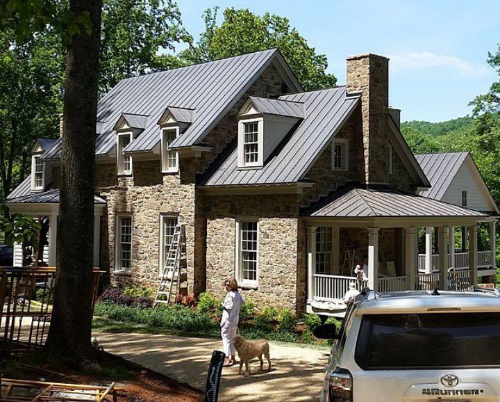 2015 Southern Living Idea House Bundoran Farm in North Garden, VA