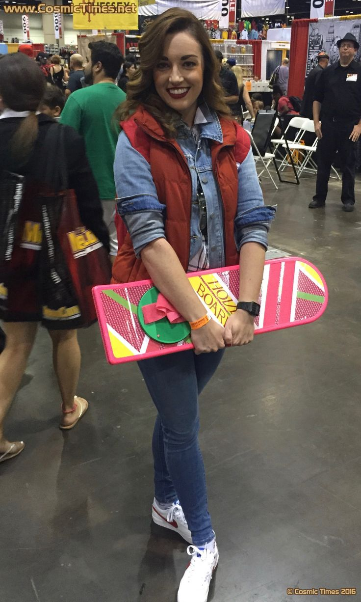 Marty McFly #Cosplay | 2016 MegaCon                                                                                                                                                     Plus