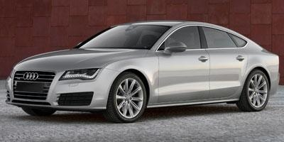 A five-door sportback, the 2013 Audi A7 is equipped with a 3.0-liter turbocharged V6 that yields a 310 hp and 325 lb-ft of torque.