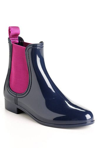 Juicy Couture Harper Ankle Rain Boot, $69, available at Lord and Taylor.
