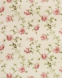 Amelie Pink/Green från Colefax & Fowler