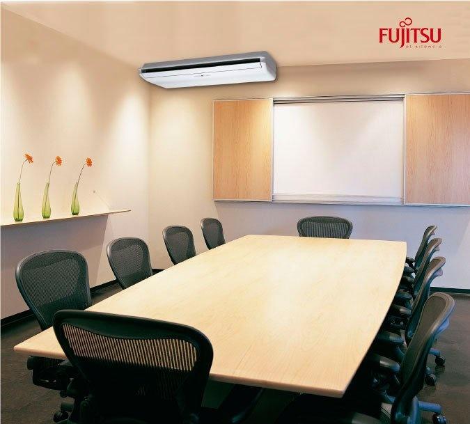 Sala de reuniones y oficina climatizada
