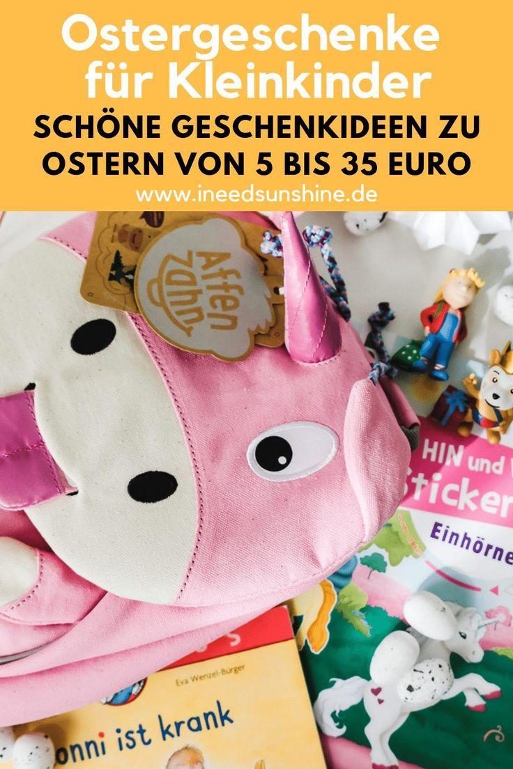 Kleine Ostergeschenke für Kinder: Von 5 bis 35 Euro | Mama sein