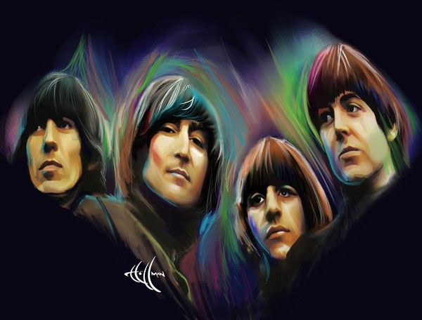 Women s March  Hope sprouts during show of solidarity     Pinterest Rolling Stone Brian Jones   The Beatles  without George Harrison  along  with Donovan