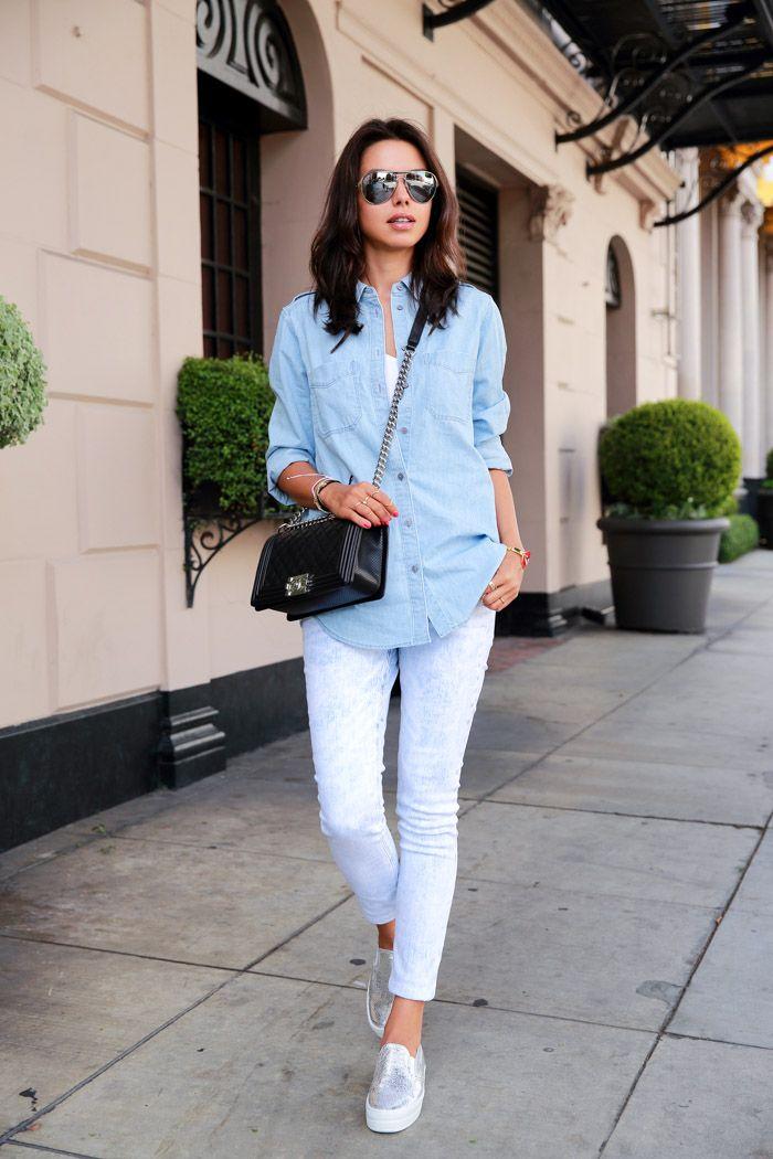 Annabelle Fleur: What To Wear With Platform Footwear