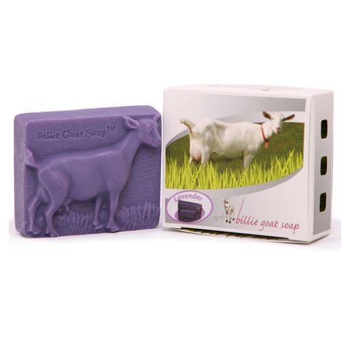 Body Bar – Lavender – Billie Goat – 100g
