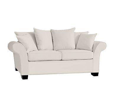 Charleston Upholstered Sofa #potterybarn