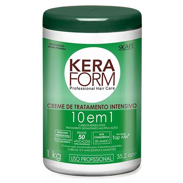 KERAFORM INTENSIVE TREATMENT CREAM 10 IN 1