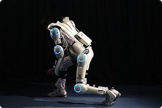 HAL Robotic Suit Gets International Safety Certificate