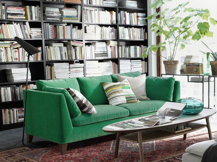 Les 25 meilleures id es de la cat gorie canap vert sur for Canape velours vert