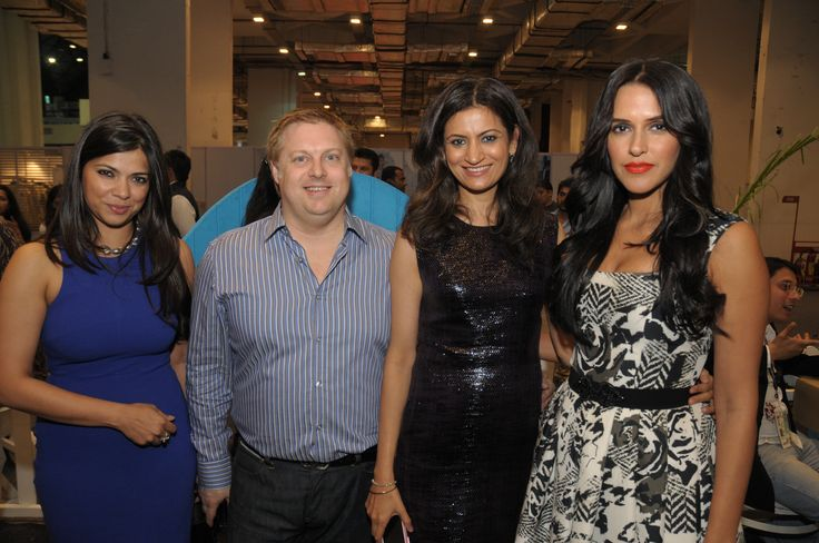 Ranna Gill Pre-Party at Wills Lifestyle India Fashion Week
