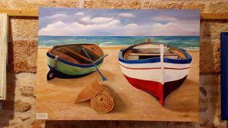 Il Bosco Incantato di Loredana Campo: Barche a riposo
