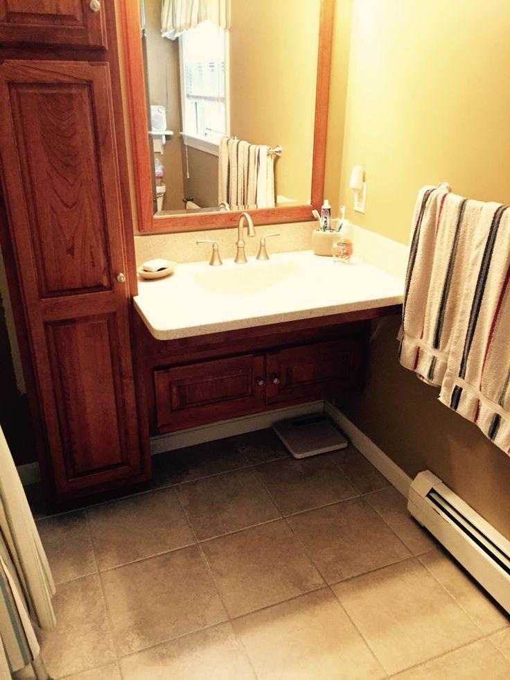 Universal Access Vanity By Ragonese Kitchen U0026 Bath
