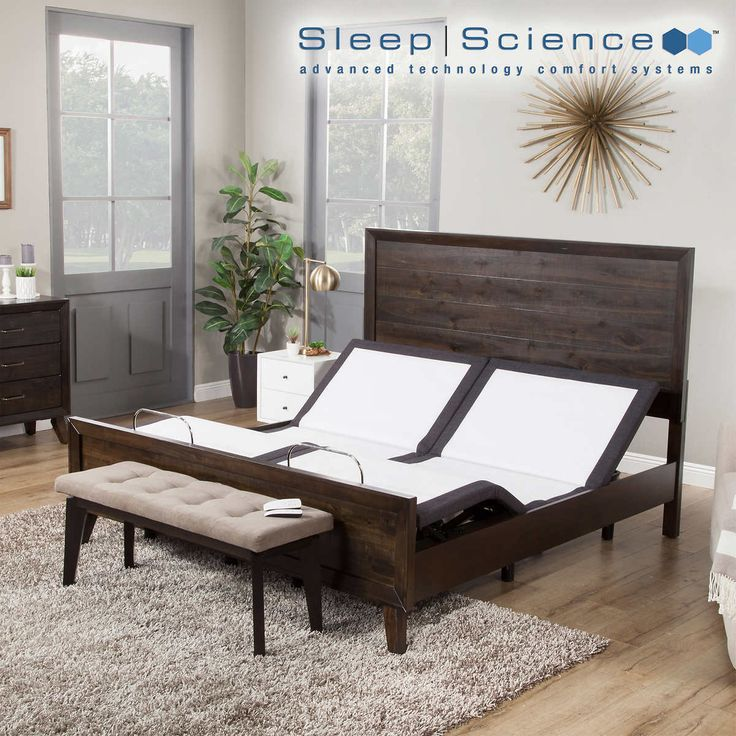 Sleep Science QSeries Split King Adjustable Base in 2020