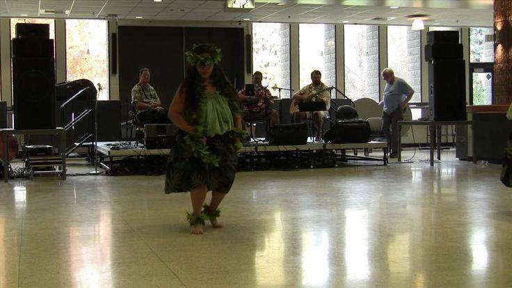 Kiakahi O Hula - Waioli song Wai oli first song on Lilo and Stitch