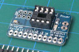 Attiny85 Programmer & Breakout Board