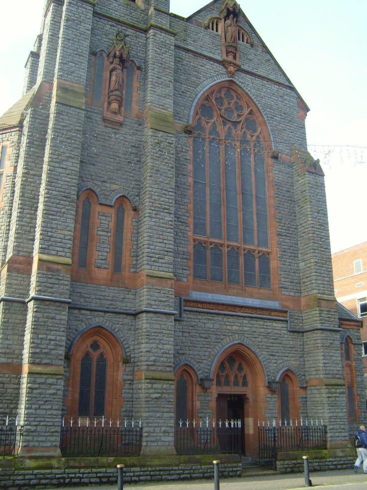 Cardiff Metropolitan Cathedral (RC)