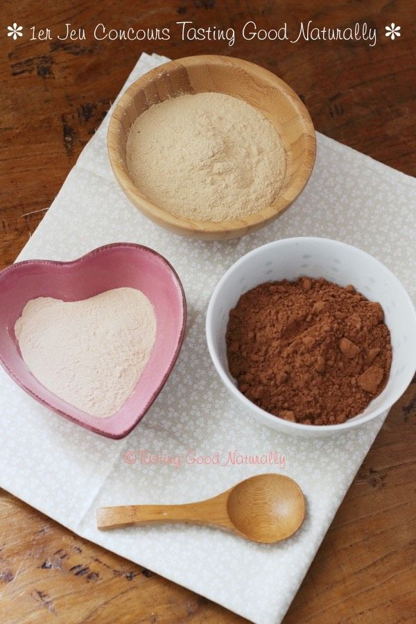 Tasting Good Naturally : Superaliments, Maca, Lucuma, Cacao