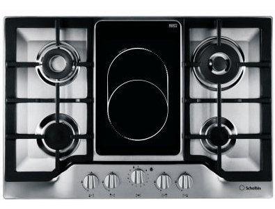 Les Meilleures Images Du Tableau Cuisine Sur Pinterest Idées - Cuisiniere mixte induction gaz pour idees de deco de cuisine