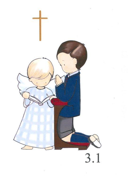 D 0510201-03 (4) - Dibujos de recordatorios de primera comunión ...