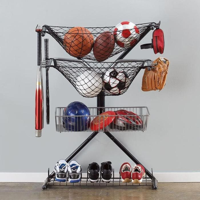 1000 Images About Sports Equipment Storage Solutions On