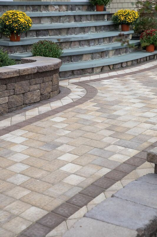 Create your dream walkway and steps with Cambridge Pavingstones and ...