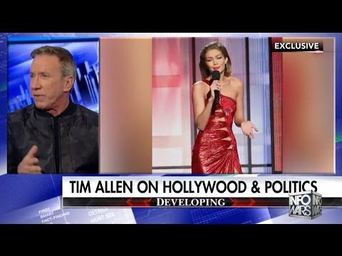 Tim Allen: Hollywood are the bullies, Not Trump/Elite May Use World War ...
