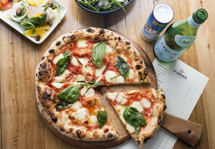 St Domenico Pizza Bar   428 Bridge Road, Richmond