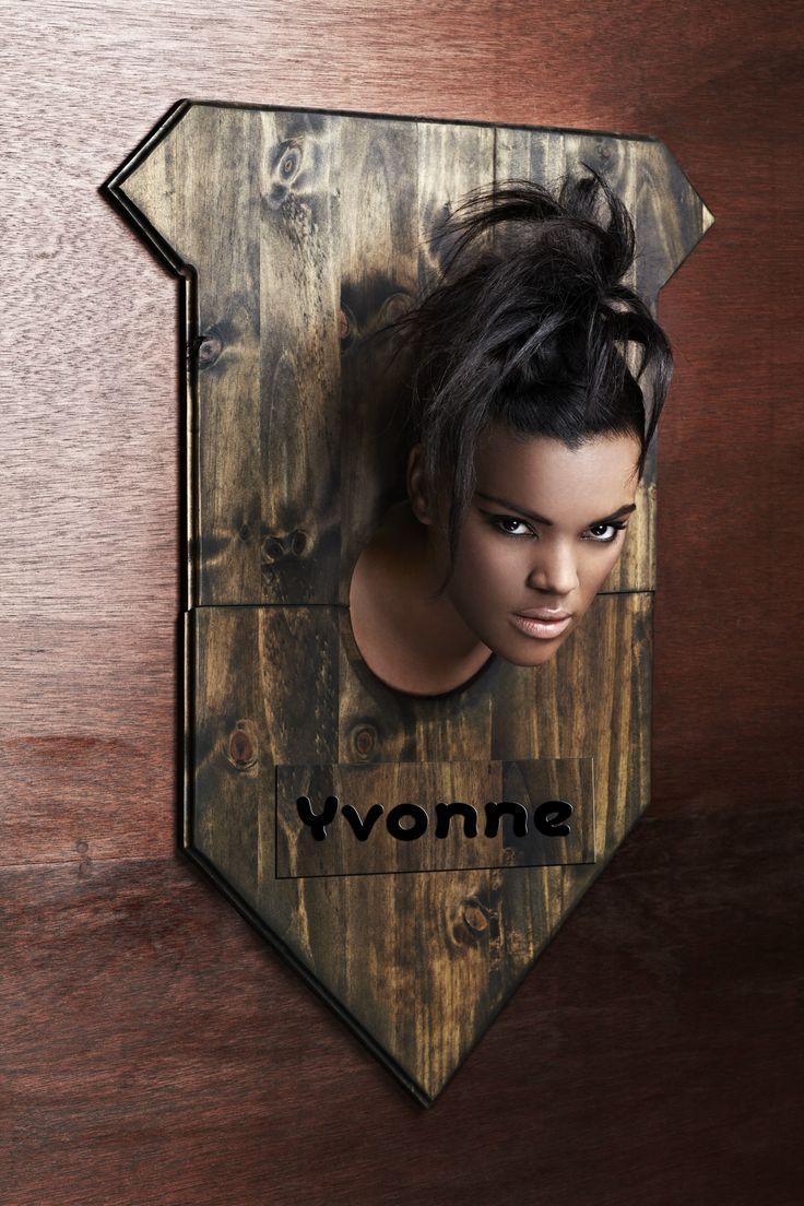 Yvonne Powless . America's Next Top Model, Cycle 19