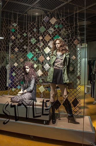 2014 visual merchandising arts at seneca college s school of fashion