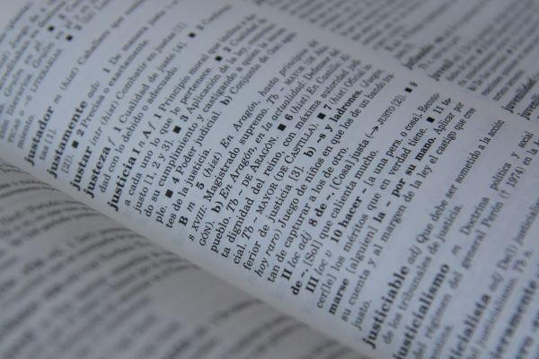 diccionario justicia 600