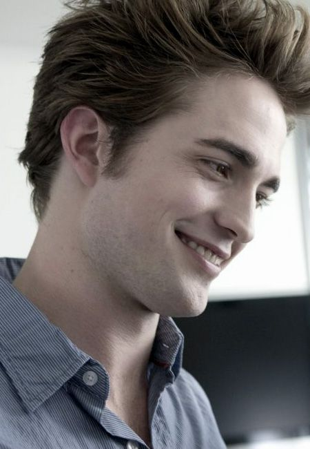 Edward's Twilight hair *sigh* ill never forget <3