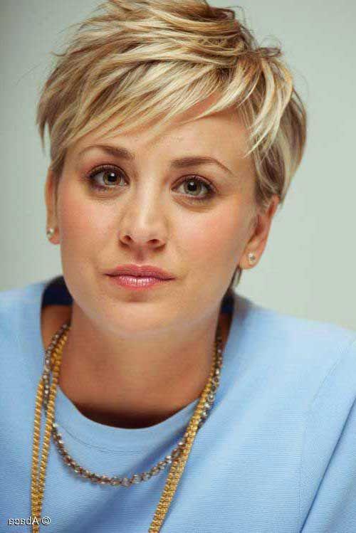 25.Blonde Pixie Cut                                                                                                                                                                                 More