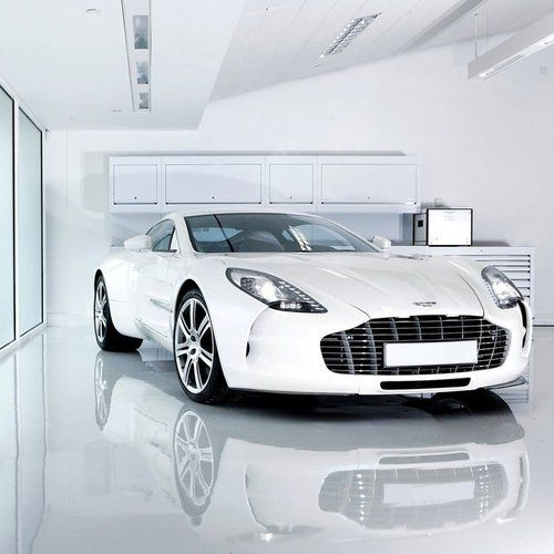 Aston Martin One-77. One for me :))