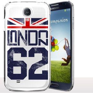 Coque Samsung S4 Mini London   Coque Rigide   Housse Silicone souple. #S4 #Mini #London #Coquetelephone