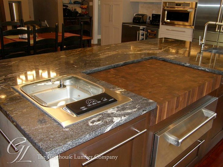 ... Countertops on Pinterest Butcher blocks, Butcher block countertops