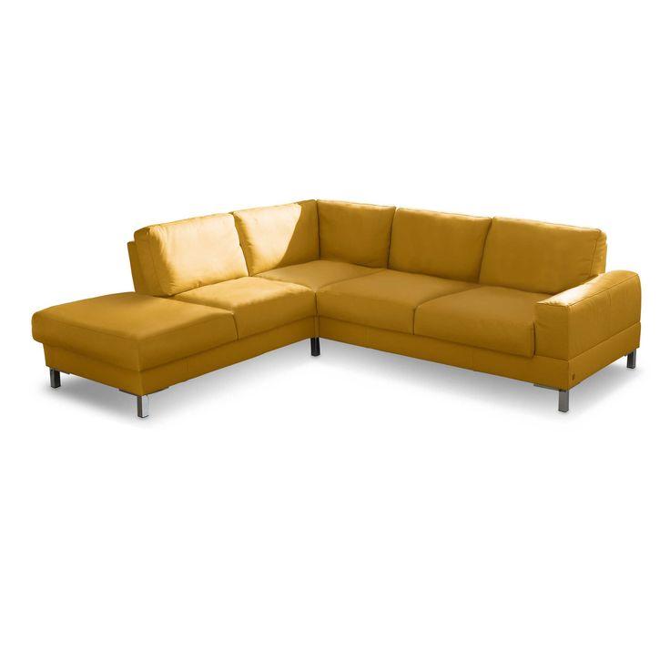 Musterring Ecksofa MR 6040 Gelb Leder Jetzt Bestellen Unter: Http://www.