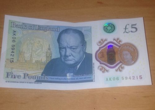 #Brand new ak06 £5 five #pound note #uncirculated rare bank of england ak06 5942,  View more on the LINK: http://www.zeppy.io/product/gb/2/322326443288/