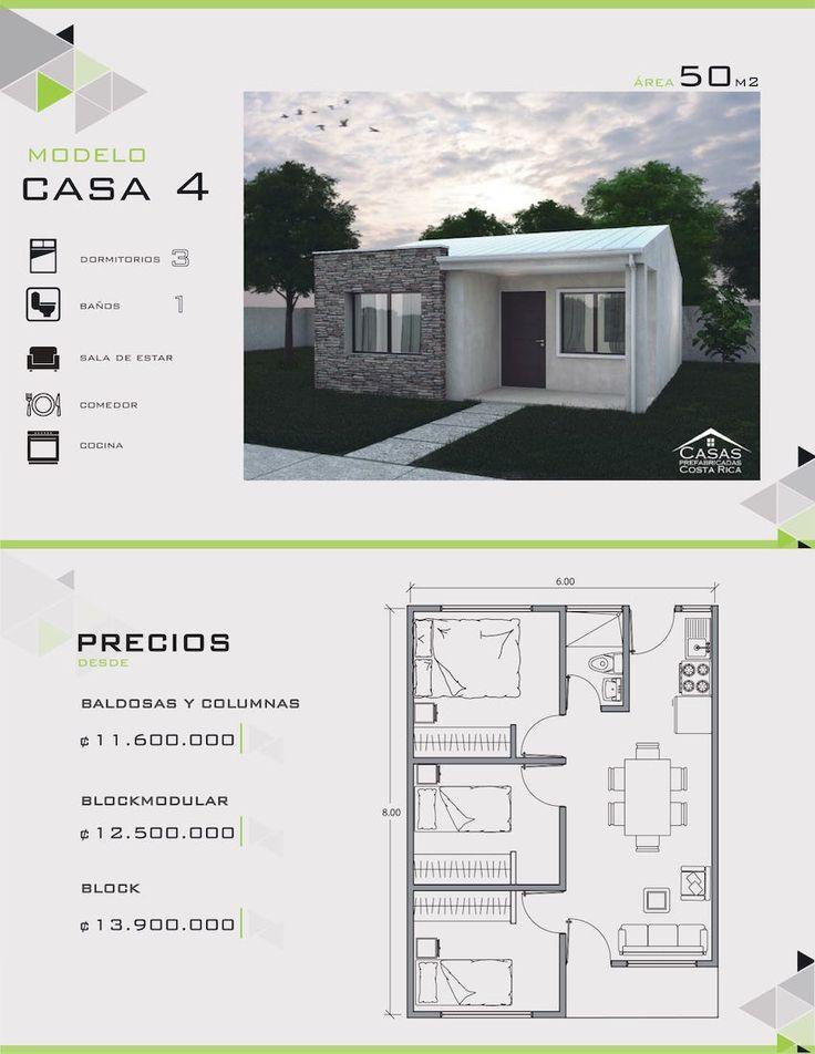Modelos y dise os de casas de un piso costa rica casas y for Disenos de pisos para casas