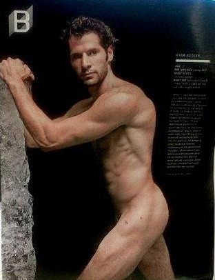 Ryan Kesler from the Vancouver Canucks. Can he get any sexier! Yummy!