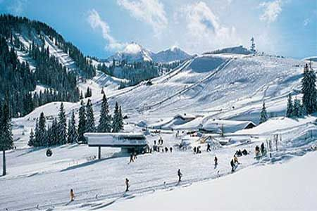 Skiing in Lofer, Austria was a once in a life time experience