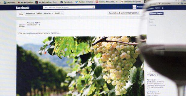 Come usare #Facebook per il #marketing del #vino. Dal blog www.vinoduepuntozero.it/social-media-e-vino/facebook-e-marketing-vino/